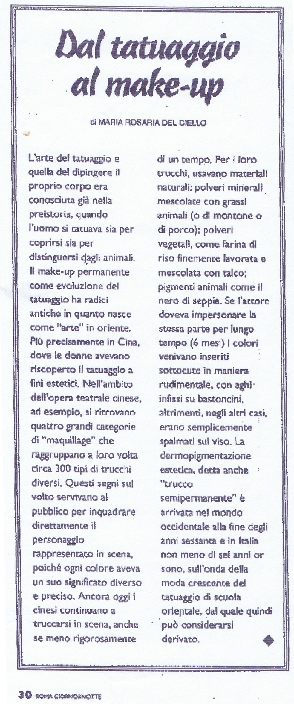 Roma Giorno e Notte 1994