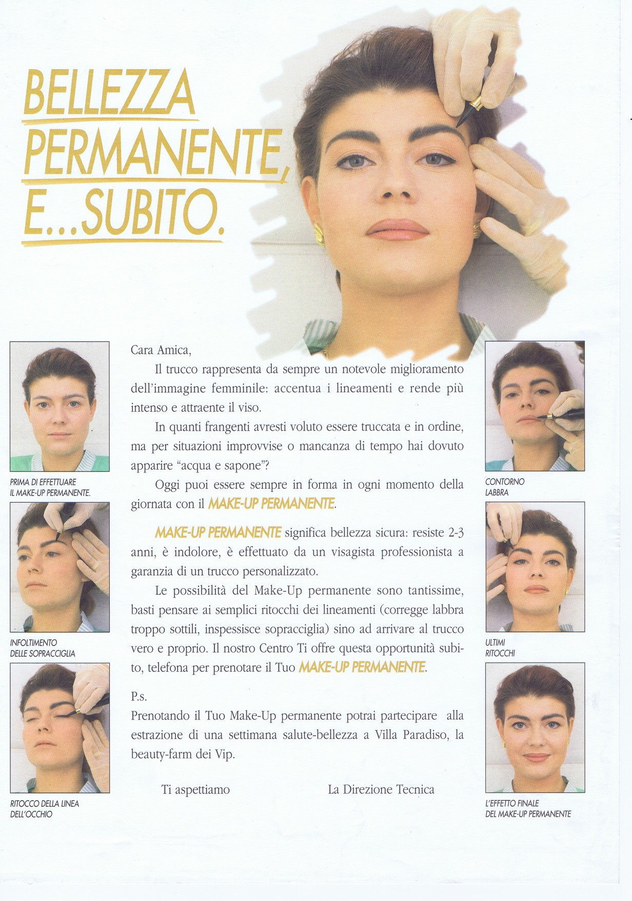 Volantino Integree 1995